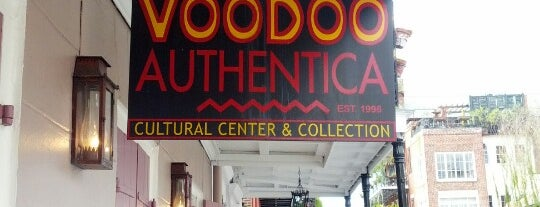Voodoo Authentica™  of New Orleans is one of Kris: сохраненные места.