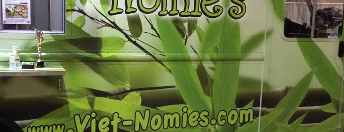 Viet Nomies Food Truck is one of Tried restaurants/Coffee shops ATL.