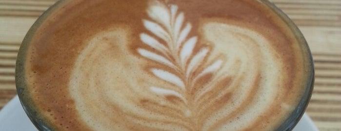 Copacetic Coffee is one of สถานที่ที่บันทึกไว้ของ kristy.