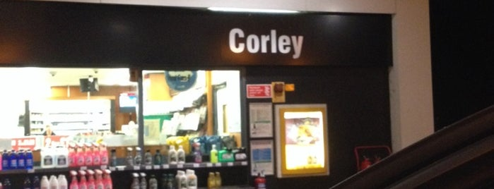 Corley Northbound Services (Welcome Break) is one of Ricardoさんのお気に入りスポット.