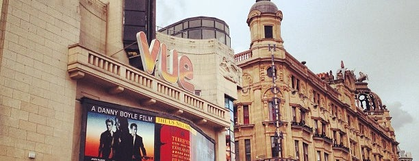 Vue is one of Locais salvos de Queen.