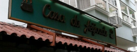 Casa da Feijoada is one of Eat In Rio.