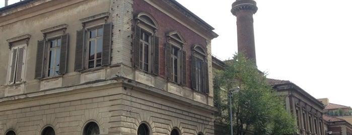 "Museo di Antropologia Criminale ""Cesare Lombroso"" is one of Locais curtidos por Dennis."