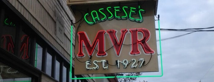 Cassese's MVR is one of Alyssaさんのお気に入りスポット.