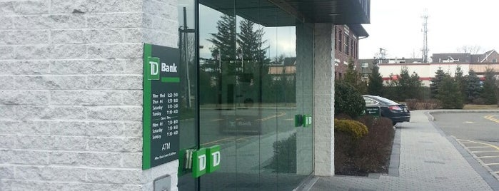 TD Bank is one of All-time favorites in United States.