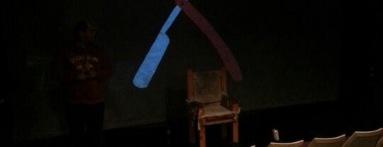 Onyx Theater is one of Locais curtidos por David.