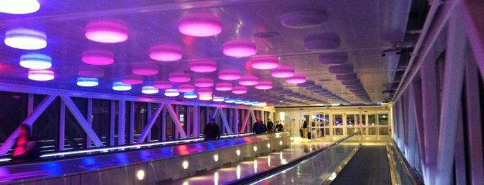 Indianapolis International Airport (IND) is one of Unforgettable Moments.