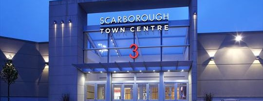 Scarborough Town Centre is one of Toronto.