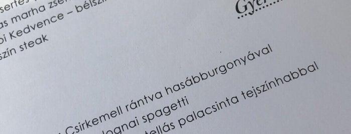 Bécsiszelet vendéglő is one of Budapest cheap.