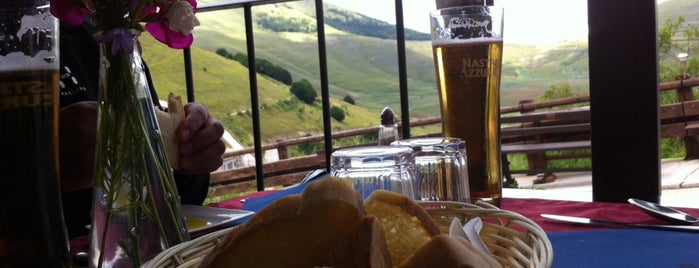 Taverna Castelluccio is one of slow cooking..
