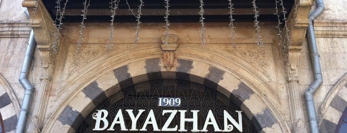 Bayazhan Kent Tarihi Müzesi is one of สถานที่ที่บันทึกไว้ของ Gizemli.