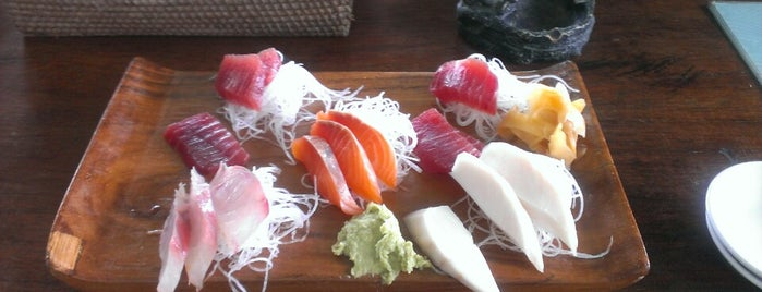 Sakanaya (Fish Market by Ryoshi) is one of Travel Guide to Bali.
