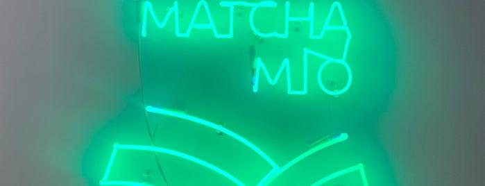 Matcha Mio is one of Coffee Tea & Dessert.