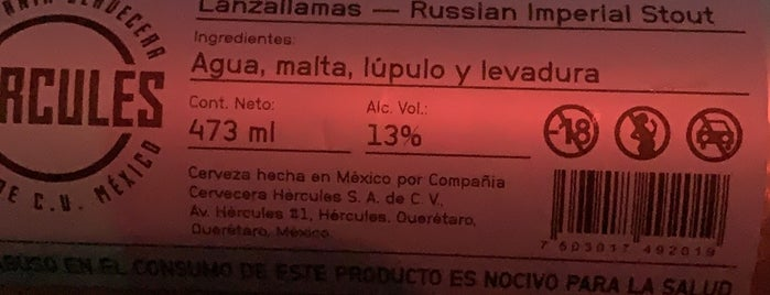 Mala Vida Expendio de Cerveza is one of CDMX.