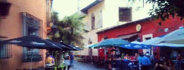 La Plazuela del Zacate is one of Cuernavaca.