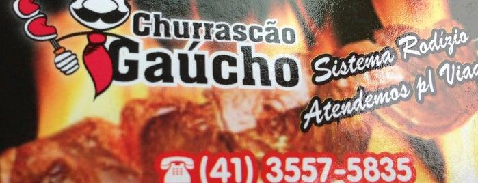 Churrascão Gaúcho is one of PELO MUNDO.....