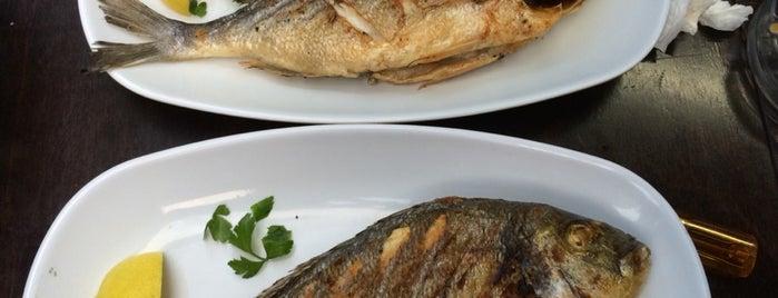 Atlantik Fisch is one of g'ın Beğendiği Mekanlar.