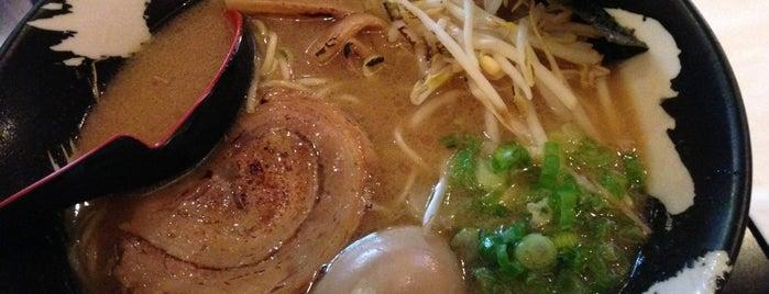 Kotoya Japanese Ramen is one of Eater/Thrillist/Infatuation.