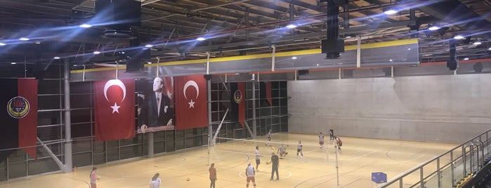 TED Ankara Spor Ve Sanat Merkezi is one of Sibel : понравившиеся места.
