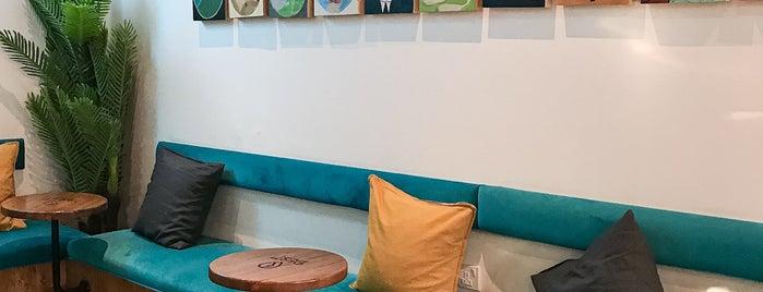 Dest, Specialty Coffee is one of Coffee shops   Riyadh ☕️🖤.