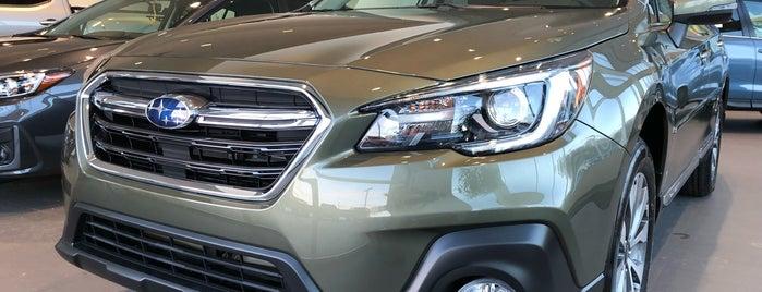 Balise Subaru is one of Subaru of New England Dealers.