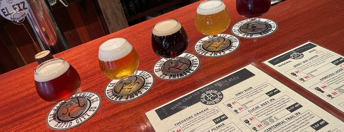 Hay Camp Brewing Company is one of Rapid City.