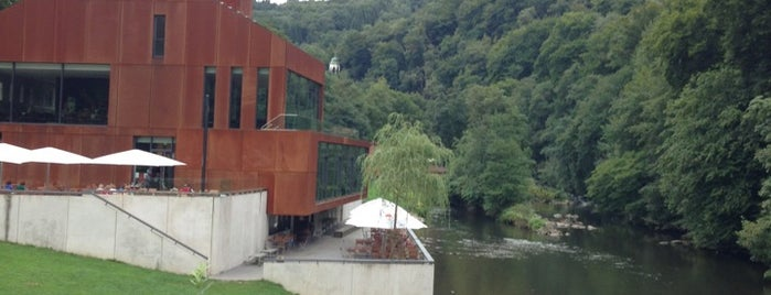 Brückenpark Müngsten is one of Wuppertal.