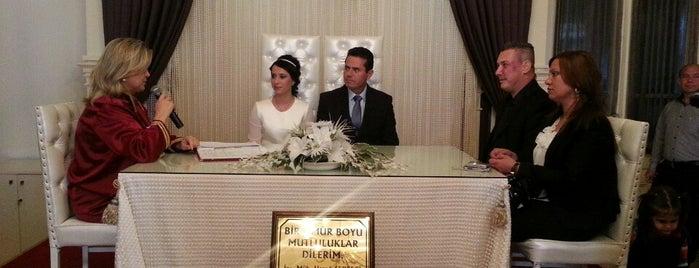 Edirne Belediyesi Nikah Salonu is one of Aysegul'un Beğendiği Mekanlar.