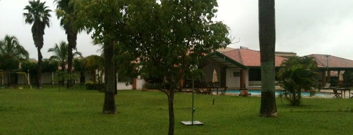 Ipê Park Hotel is one of Orte, die Evandro gefallen.