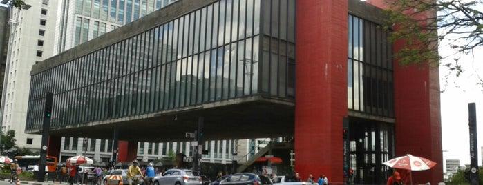 Museu de Arte de São Paulo (MASP) is one of S&P500.
