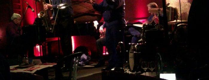 The Music Village is one of Brussels Jazz Marathon (68 spots).