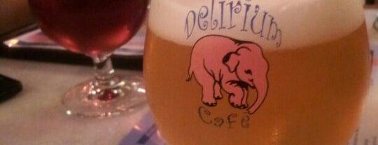 Delirium Café is one of Botecos cariocas.