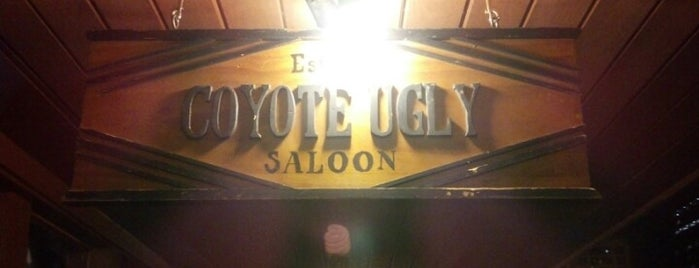 Coyote Ugly Saloon - Austin is one of Crowd Surfer SXSW'12.