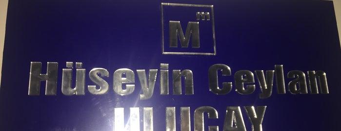 Prof. Dr. Veysel EROĞLU İş Merkezi is one of Lugares favoritos de Yalçın.