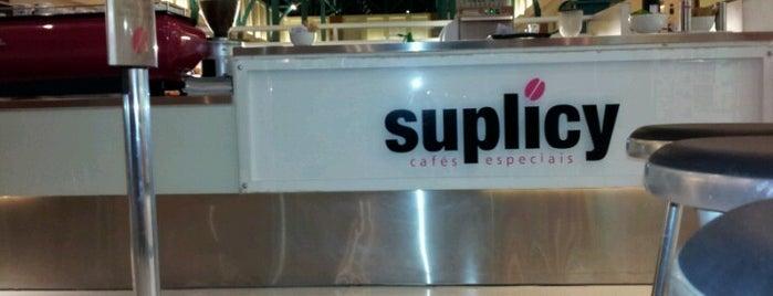Suplicy Cafés Especiais is one of Cafeteria.