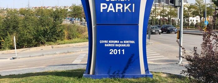 Ceren Parkı, Yürüyüş Parkuru, Çayyolu is one of Ankara.