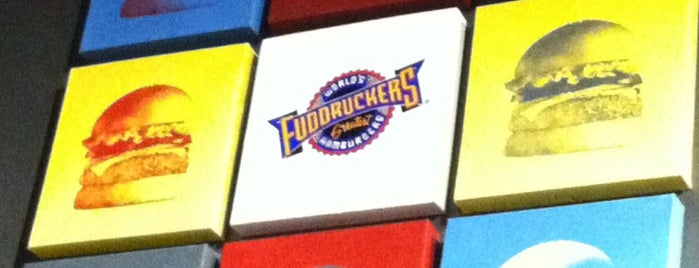 Fuddruckers is one of Tempat yang Disukai Anthony.
