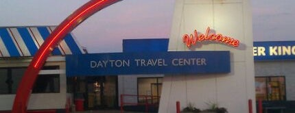 TravelCenters of America is one of Posti che sono piaciuti a David.