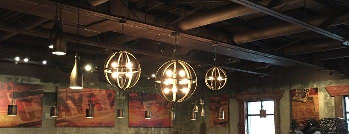C.A.Y.A. Smokehouse Grill is one of Tempat yang Disukai Joseph.