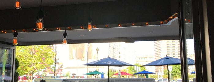 Parc is one of Open Table 100 Best Restaurants.