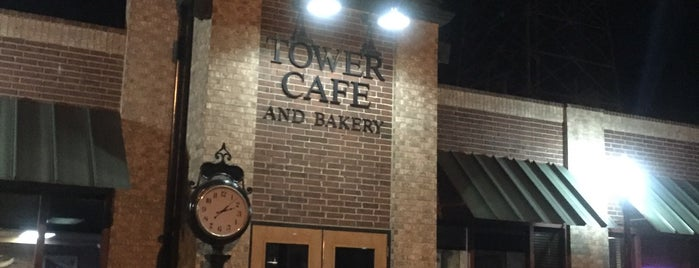 Tower Cafe & Bakery is one of OKC Faves.