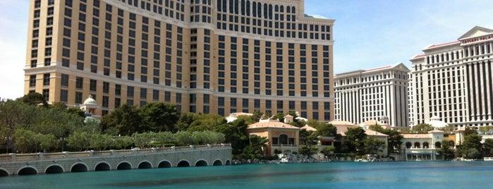 Bellagio Hotel & Casino is one of Las Vegas.