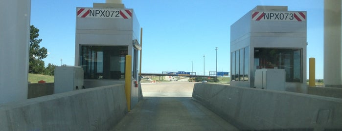 DFW North Toll Plaza is one of M-US-01.