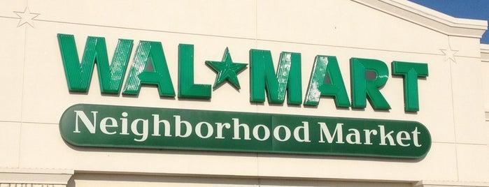 Walmart Neighborhood Market is one of Lugares favoritos de Juliana.
