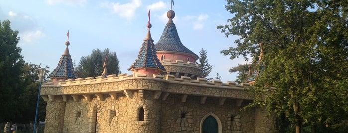 """Parcul Copiilor """"Ion Creangă"""" is one of Posti salvati di Aaron."""