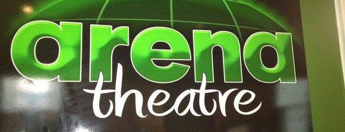 Houston Arena Theater is one of Alkeisha : понравившиеся места.