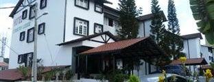 Cameron Highlands Resort is one of Gespeicherte Orte von Wong.