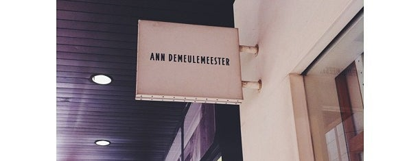 Ann Demeulemeester is one of Alluring Hong Kong & Macau.