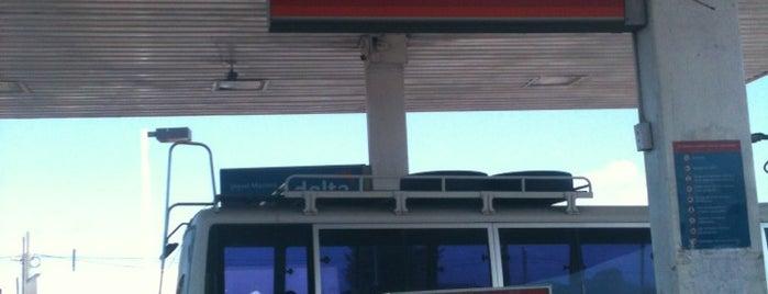 Estación Delta is one of Locais curtidos por Joaquin.