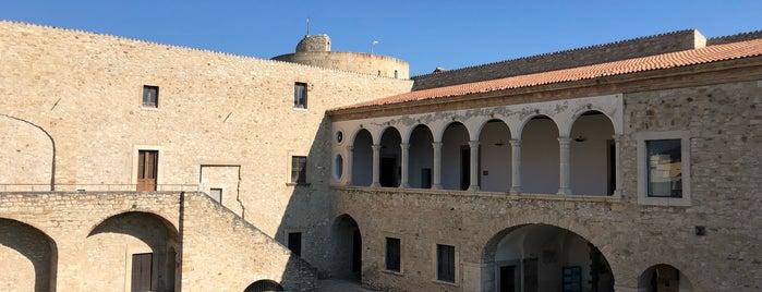 Castello di Venosa is one of Castelli Italiani.